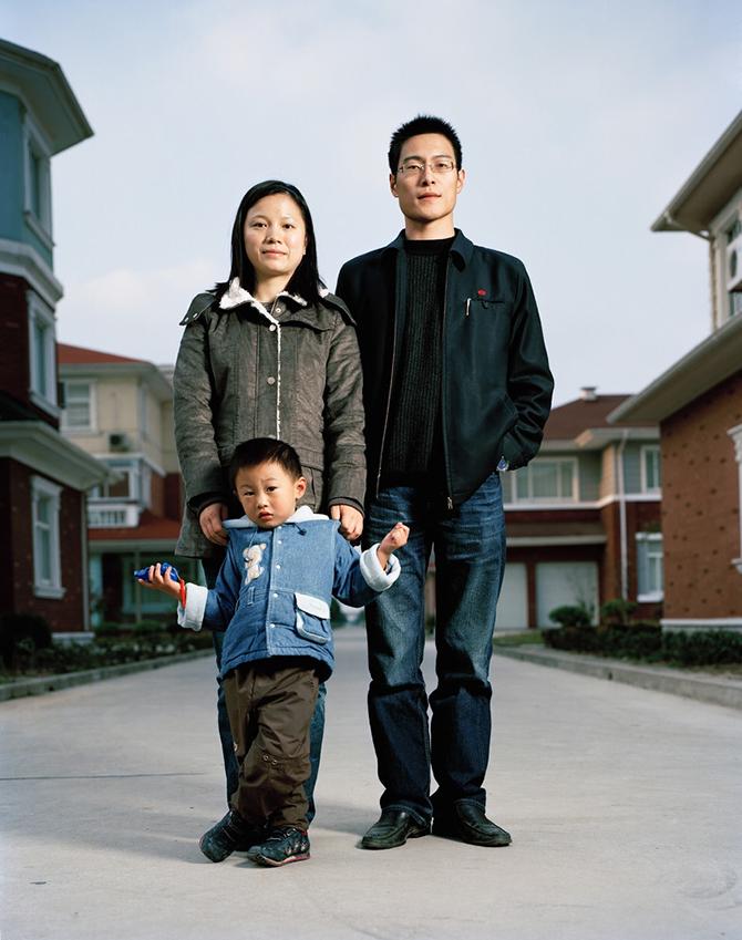Портрет Китая