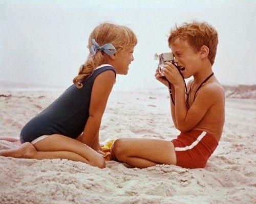 Большее счастье, чем твоё собственное – это когда ты видишь счастье твоего ребёнка