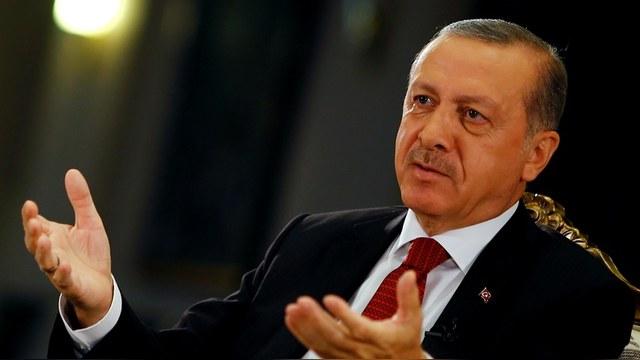 Эрдоган извинился на русском языке