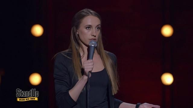 Stand Up: Вика Складченкова - О задержке, контрацепции и розыгрыше мужиков