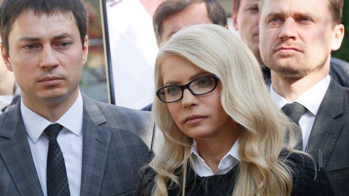 Тимошенко стала кандидатом н…
