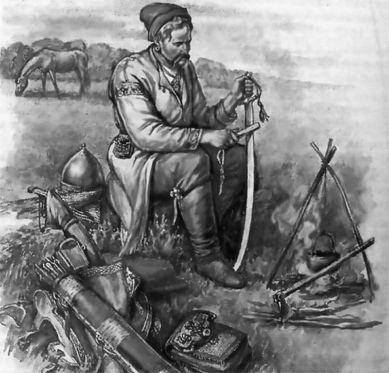 ПЕРВАЯ ПОБЕДА:  Шиловские казаки впервые упомянуты в летописях в 1444 году
