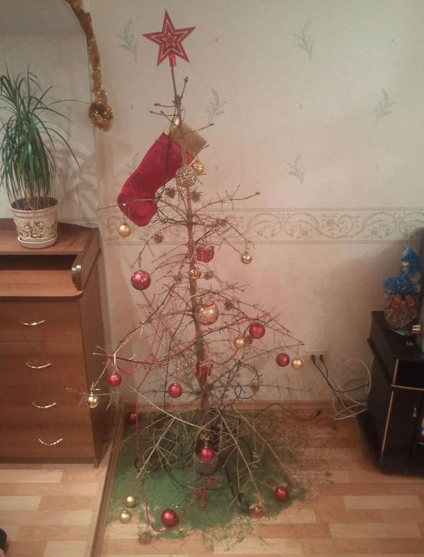 Ульяна Меньшикова:В нашей благословенной семье есть прекрасная новогодняя традиция