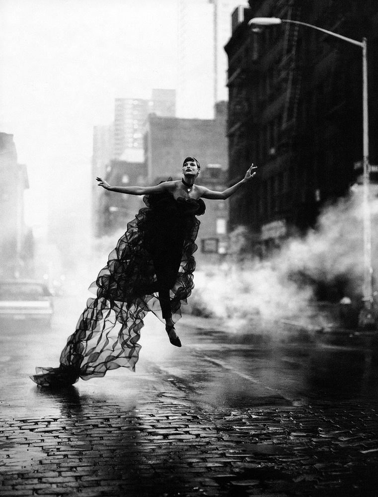 Несовершенная красота: работы фотографа Петера Линдберга