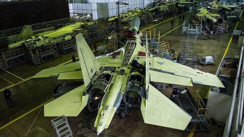 2020-й год как некий рубеж для российской оборонной промышленности