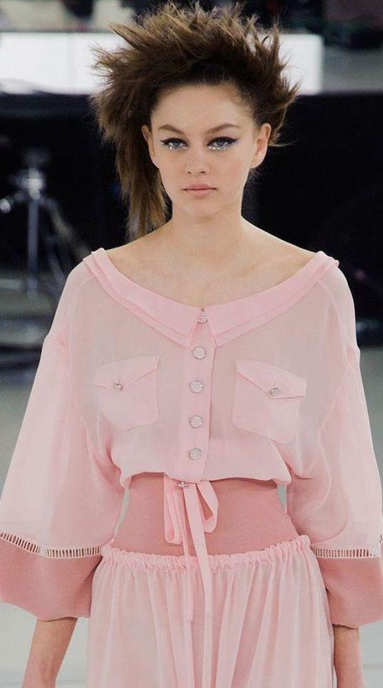Блузки шанель