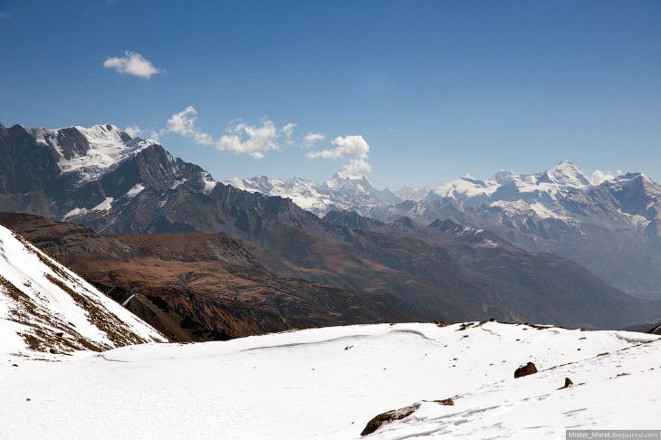Гималаи глазами дилетанта: царство льдов