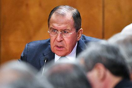 Лавров сообщил о попытке спецслужб США завербовать советника-посланника