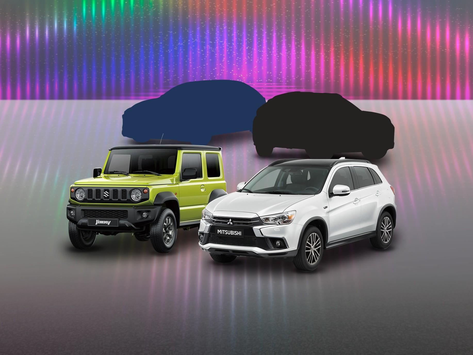 Новые автомобили японской сборки на российском рынке