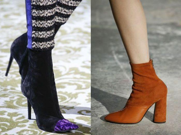 Модные сапоги осенне-зимнего сезона 2016