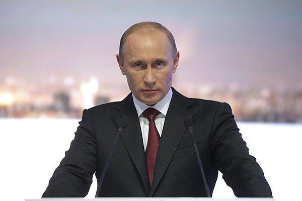 СРОЧНО: Путин объявил, что б…
