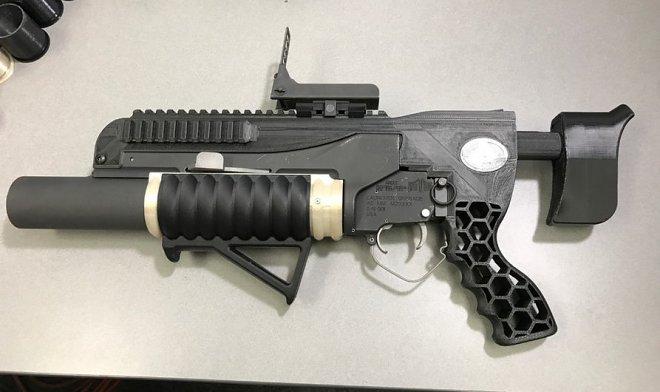 Армия США испытала напечатанный на 3D-принтере гранатомет