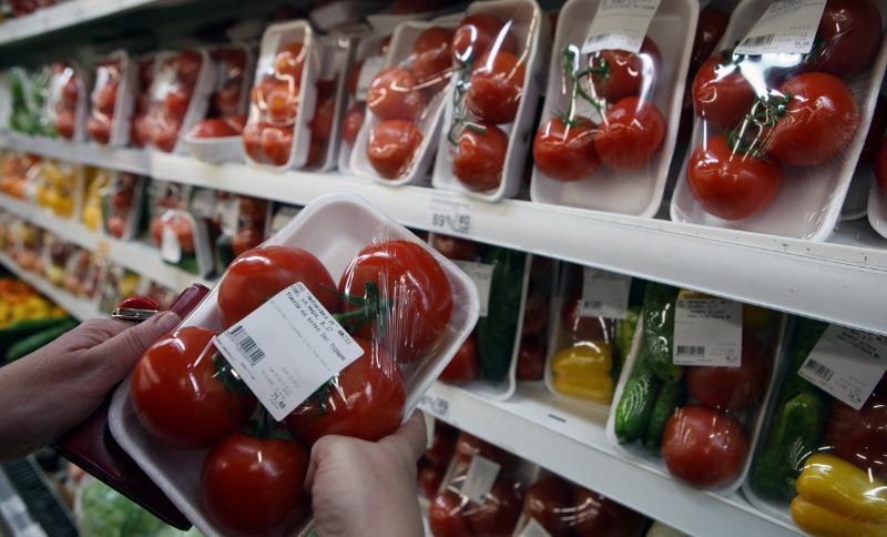 Турецкие помидоры пустили на российский рынок