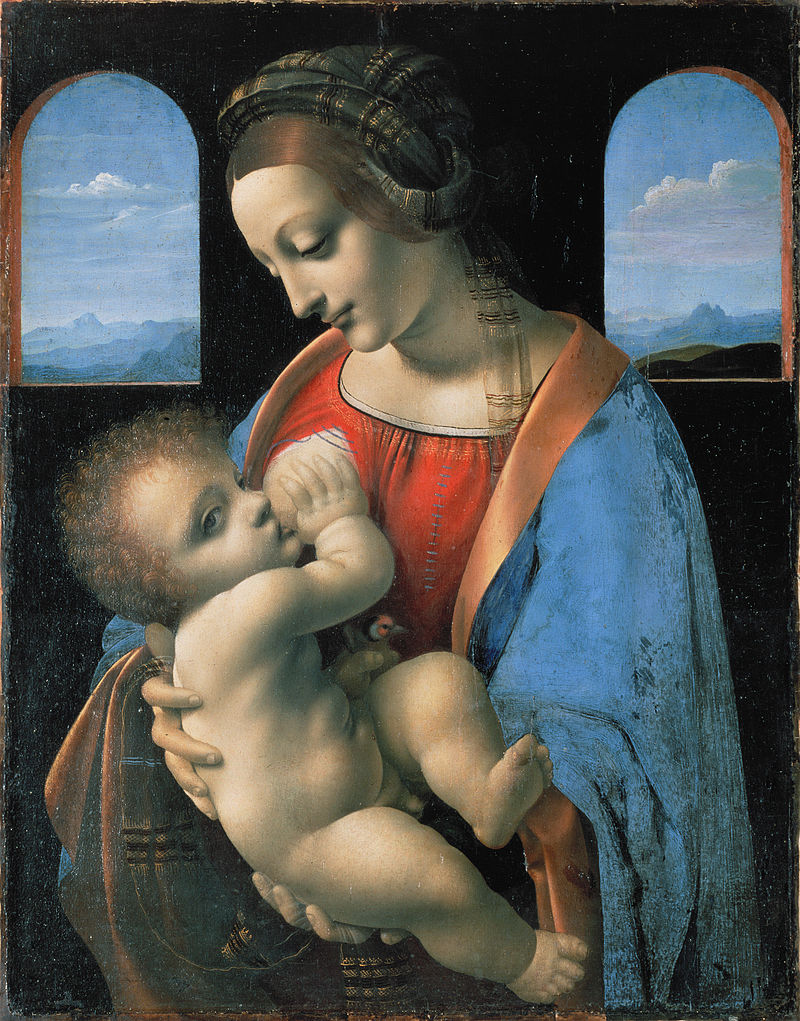 Картины Леонардо да Винчи (2)