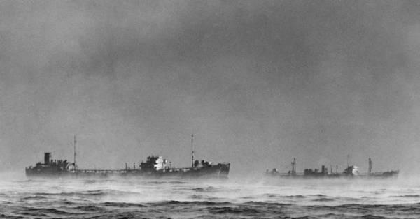 Арктический конвой лейтенанта Грэдуэлла
