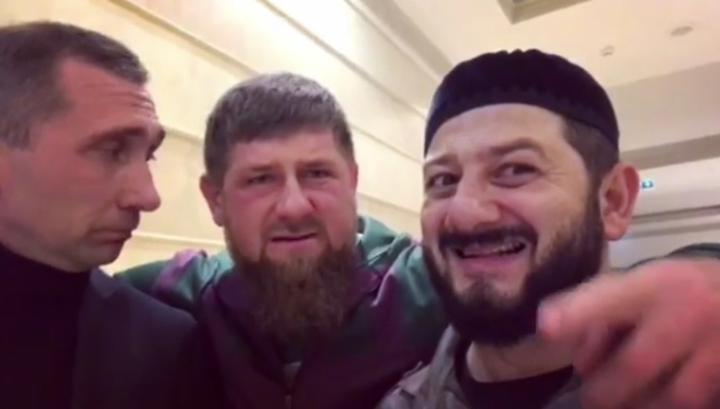 """""""Дойдем до главного"""" Путин, Кадыров и Галустян из КВН сняли видео для НАТО"""