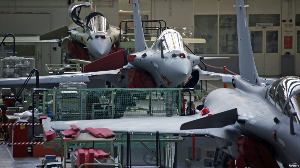 Продолжение сериала. Франция рассчитывает подписать контракт на поставку ВВС Индии 36 истребителей «Рафаль» 23 сентября