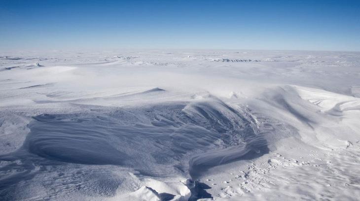 Антарктида – это самый холодный, самый ветреный, самый высокий и самый сухой материк на планете