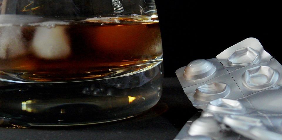 Смертельно опасные сочетания лекарств и алкоголя
