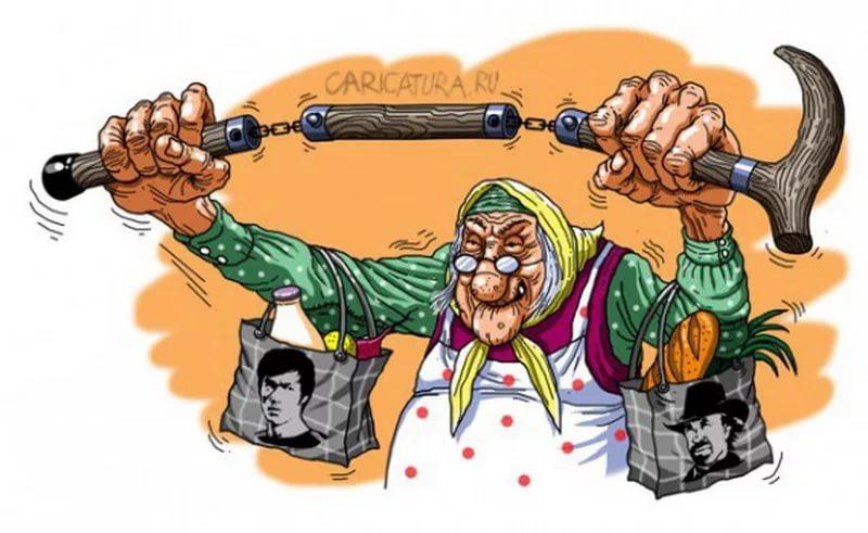«Старикам» надо прощать все закидоны, потому что они же старые..А как Вы считаете, со всем ли необходимо мириться?