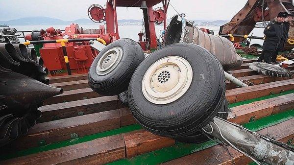 Разные версии гибели Ту-154 под Сочи все больше противоречат друг другу