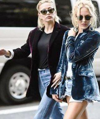Вещи из бархата на весну 2017 — делимся секретами модных сочетаний