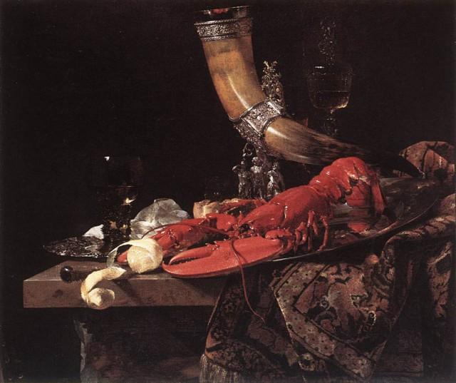 Виллем Кальф – голландский мастер натюрмортной живописи