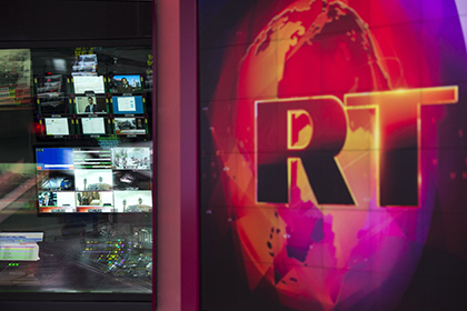 Причиной блокировки RT в Facebook стала жалоба «Радио Свободы»