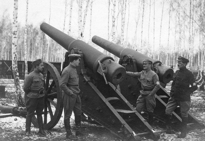 Оружие Победы —  как пушки 19 века помогли остановить немецкое наступление под Москвой