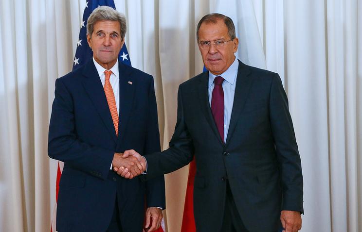 Керри: переговоры по Сирии и Украине были длинные, но конструктивные