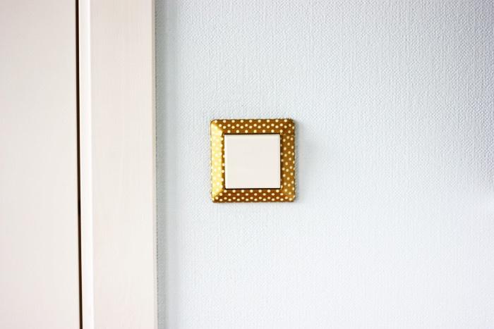 Как украсить выключатель