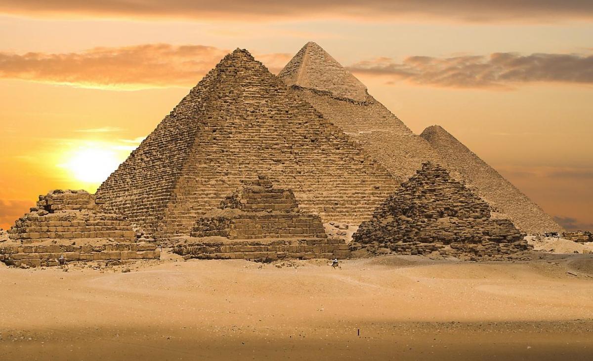 В Египте найдена машина времени