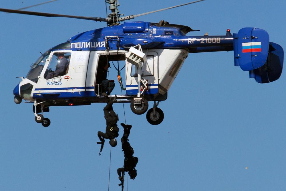 Многоцелевой вертолет Ка-226Т превратят в беспилотник
