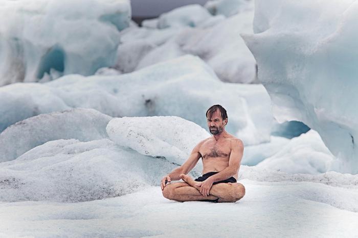 """Секреты суперсилы """"Ледяного человека"""": как победить болезни с помощью холода"""