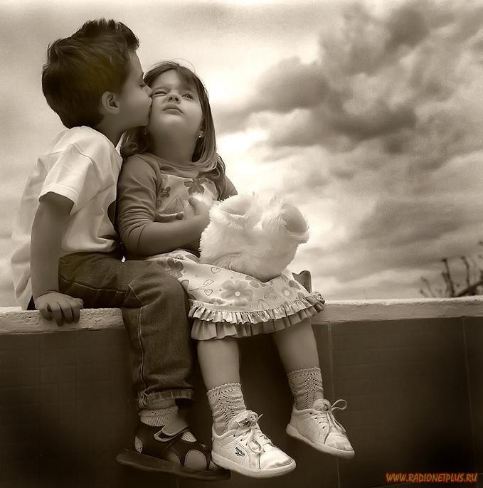 Что сказали бы дети, если их спросили бы о любви?