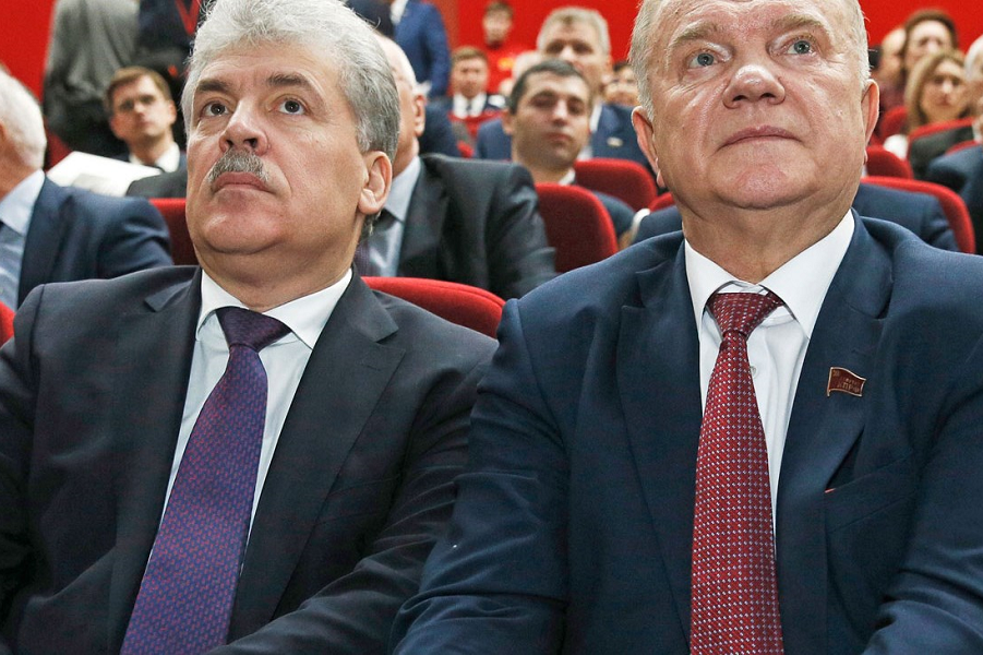 О выходе России из ВТО в организации ничего не знают. КПРФ настаивает