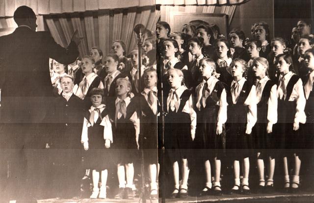 Ретро - Песни советского детства (клип)