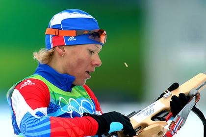 Биатлонистка Зайцева назвала условия для начала судебной тяжбы с Родченковым