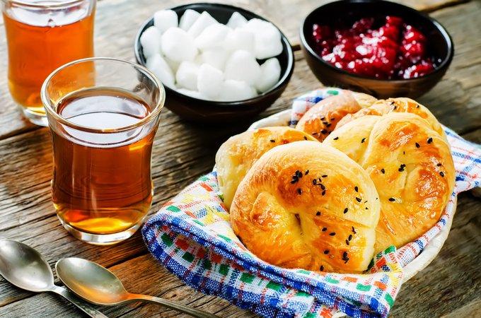 Турецкие булочки