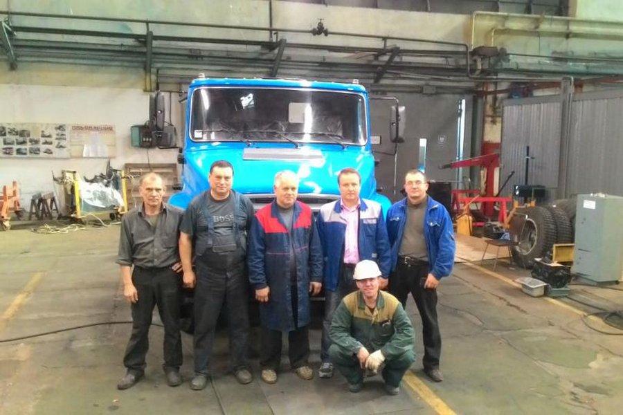 На ЗИЛе выпустили последний грузовик в истории