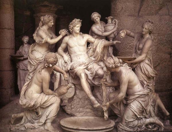 Почему у древних статуй всегда маленькие пенисы