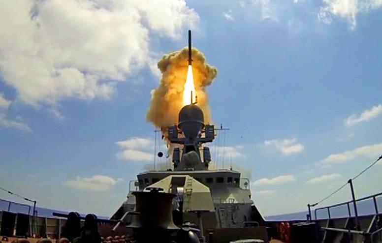 Пуск «Калибров» по ИГИЛ: что осталось за кадром