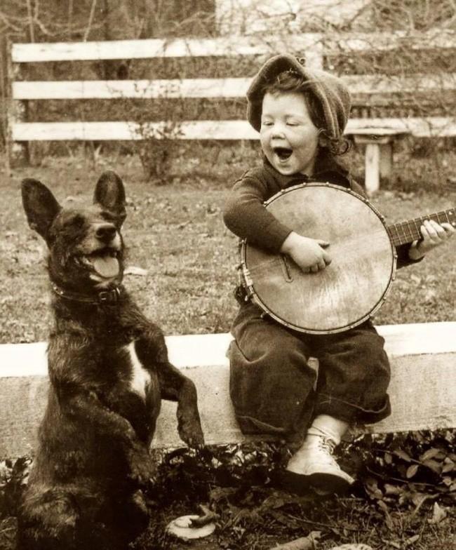 14. Артистичный дуэт. Любовь, дети, животные