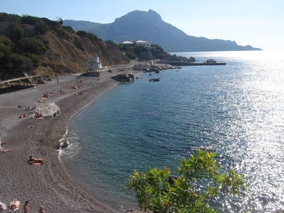 Бухта Ласпи – уютный уголок Крымского полуострова