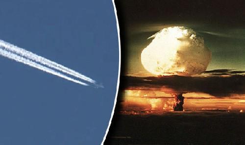 """Таинственный полет """"самолета Судного Дня"""" с позывным IRON99, Адмирал Роджерс и звонок Нарышкина"""