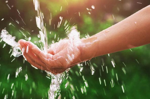 Вода оказалась смесью двух различных жидкостей