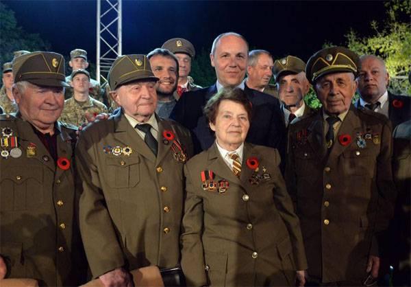 Парубий рассказал, как «100 лет назад Украина отвоевала Крым у России»