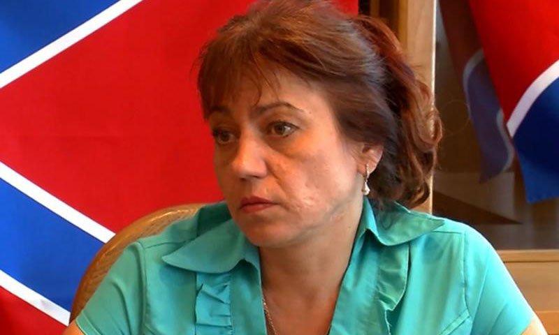 Ирина Попова: В аэропорту Мариуполя нацисты открыли концлагерь