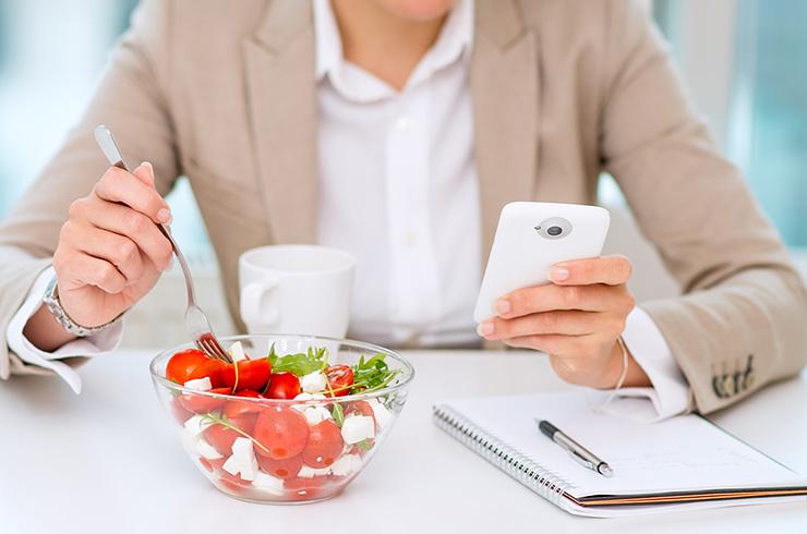 Пищевые привычки, которые помогут сбросить вес