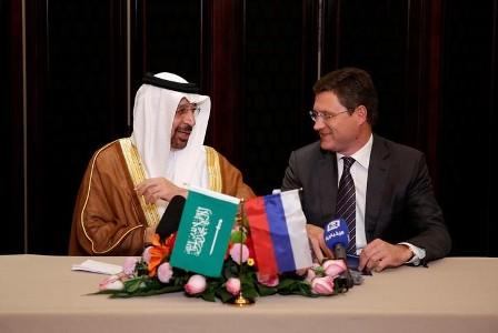 Reuters: Саудовская Аравия лоббирует продление пакта ОПЕК+ доконца 2018г.
